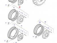 Задний колесный диск - TW20Bx42 — 37005010
