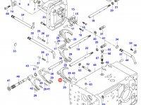 Вилка КПП трактора — 31814630