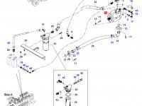 Гидравлический насос трактора — 33736200