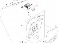 Моторчик щетки стеклоочистителя трактора — 32911610