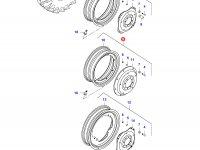 Задний колесный диск - DW18Lx42 (GKN, 50km/h) — 34646400