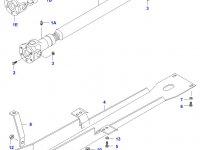 Карданный вал трактора — 32490300