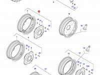 Задний колесный диск - DW15x38 — 32453610