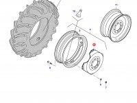 Вставка заднего колесного диска трактора (DW12x38) — 81592410