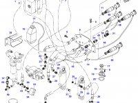 Муфта гидравлическая быстроразъемная — 32609000