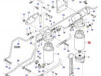 Топливный фильтр (грубой очистки) двигателя Sisu Diesel — 20366575