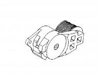 Натяжитель приводного ремня трактор Challenger — CH172-4738