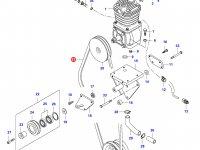 Ремень воздушного компрессора  Valtra — 684121475