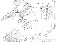 Ремень компрессора кондиционера Valtra — 32463910