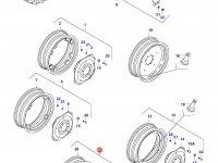 Задний колесный диск - DW23Ax38 (50km/h) — 34646810