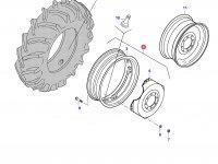 Задний колесный диск - DW12x38 — 81587110