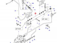 Топливная рампа двигателя Sisu Diesel — 837069050