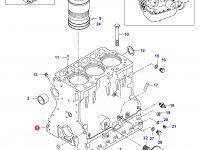 Блок двигателя Sisu Diesel — 836536748