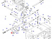 Вилка КПП трактора — 31814720