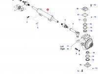 Рулевой цилиндр трактора — 35728100