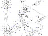 Главный тормозной цилиндр — 35133910