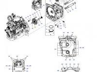 Торсионный демпфер сцепления трактора Massey Ferguson — E931100420070