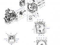 Торсионный демпфер сцепления трактора Massey Ferguson — E931100420080