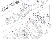 Корзина диска сцепления КПП — 31093600