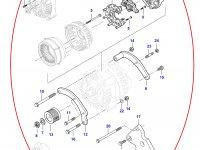 Генератор трактора — 836673344