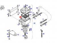 Топливный фильтр-сепаратор двигателя трактора Fendt — F916200060010