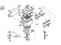 Топливный фильтр-сепаратор двигателя трактора Fendt — F916200060100