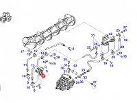 Топливоподкачивающий насос двигателя трактора Fendt — F926202710070