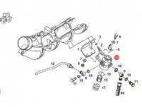 Насос ручной подкачки топлива трактора Fendt — F926202710650