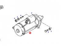 Стартер трактора Fendt — F926900060041