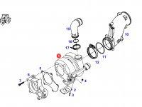 Турбокомпрессор двигателя трактора Fendt — F930200090010