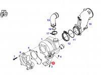Прокладка турбокомпрессора двигателя трактора Fendt — F930200090020