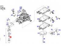 Гидравлический фильтр трактора Fendt — F931962025010