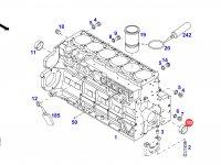 Вкладыши распредвала двигателя трактора Fendt — F934201210050