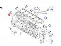 Вкладыши распредвала двигателя трактора Fendt — F934201210060