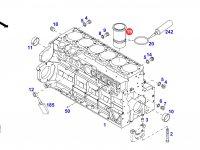 Гильза цилиндра двигателя трактора Fendt — F934201210070