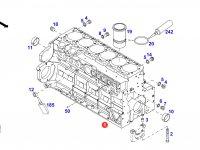 Блок двигателя трактора Fendt — F934201210740