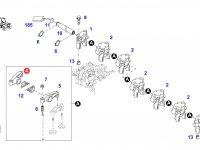Коромысло(рокер) клапана двигателя трактора Fendt — F934201410240