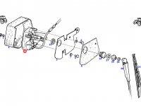 Моторчик щетки стеклоочистителя трактора Fendt — G205812170021