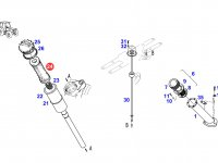 Гидравлический фильтр трактора Fendt — G716860060310