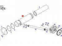 Всасывающий фильтр масляного насоса трактора Fendt — G916100490021