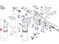 Гидравлический фильтр трактора Fendt (в сборе) — G916100600044
