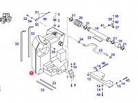 Топливный бак трактора Fendt — G916201061020
