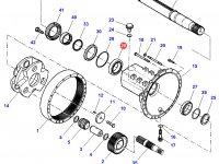 Подшипник бортового редуктора заднего моста трактора Challenger — G926160150200