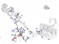 Гидравлический фильтр трактора Fendt (в сборе) — G931303231021