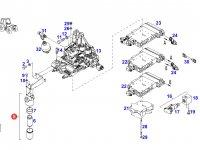 Гидравлический фильтр трактора Fendt (в сборе) — G931962025040