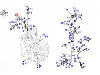 Фильтр-сапун крышки бака системы гидравлической трактора Fendt — H385100050030