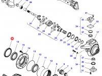 Сальник бортового редуктора переднего моста трактора Challenger — H524300020100