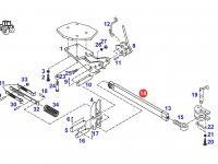 Тяга навески трактора Fendt — H816870040113