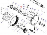 Сальник бортового редуктора заднего моста трактора Challenger — H822100150040