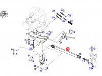 Тяга навески трактора Fendt — H926870041050